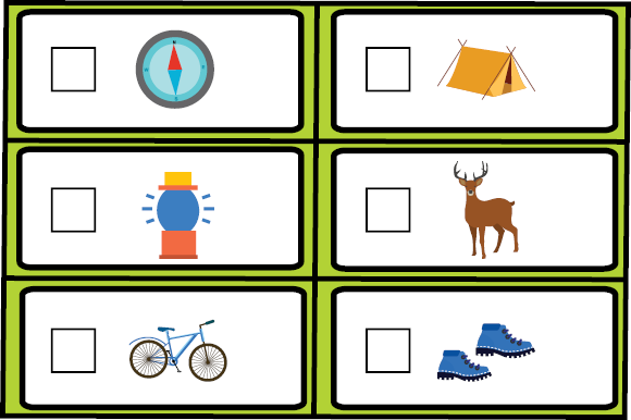 Download Free Camping Activity Pack Graphic By Marie9 Creative Fabrica for Cricut Explore, Silhouette and other cutting machines.