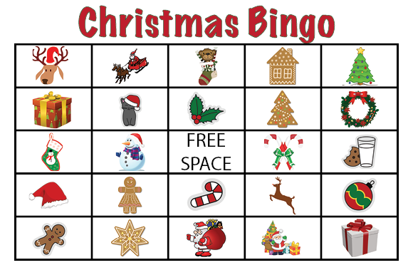Christmas Activity Pack Graphic Item
