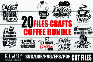 Coffee Love Coffee Bundle Graphic By Ktwop Creative Fabrica