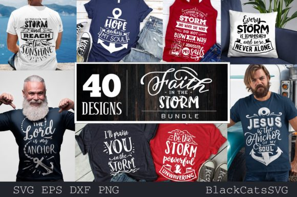 Faith Bundle Bundle 40 Designs Graphic Design