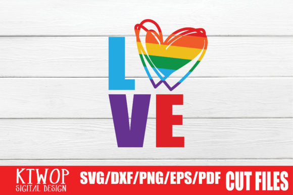 Download Free Love Graphic By Ktwop Creative Fabrica for Cricut Explore, Silhouette and other cutting machines.