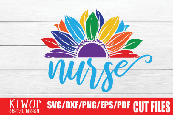 Download Free Lgbt Nurse Graphic By Ktwop Creative Fabrica for Cricut Explore, Silhouette and other cutting machines.