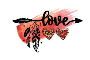 Love Sublimation Template Graphic Print Templates By aarcee0027