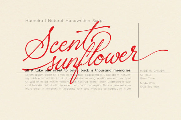 Print on Demand: Sacred Letter Script & Handwritten Font By 38.lineart - Image 3