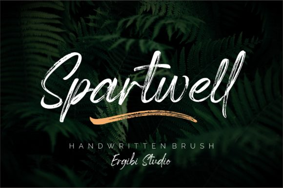 Spartwell Font Free Download