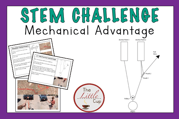 Stem Activities: Mechanical Advantages Graphic Teaching Materials By marie9