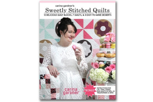 Sweet Stitched Quilts Graphic Quilt Patterns By carina2 - Image 1
