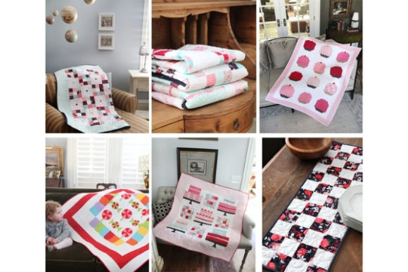 Sweet Stitched Quilts Graphic Quilt Patterns By carina2 - Image 2