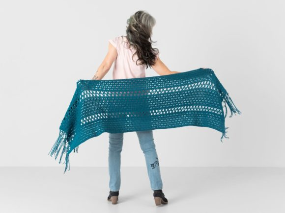 Twilight View Wrap Crochet Pattern Graphic Crochet Patterns By Knit and Crochet Ever After - Image 4