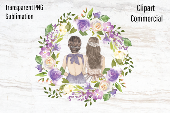 Download Free Wedding Sublimation Design Bride Clipart Graphic By Blueberry for Cricut Explore, Silhouette and other cutting machines.