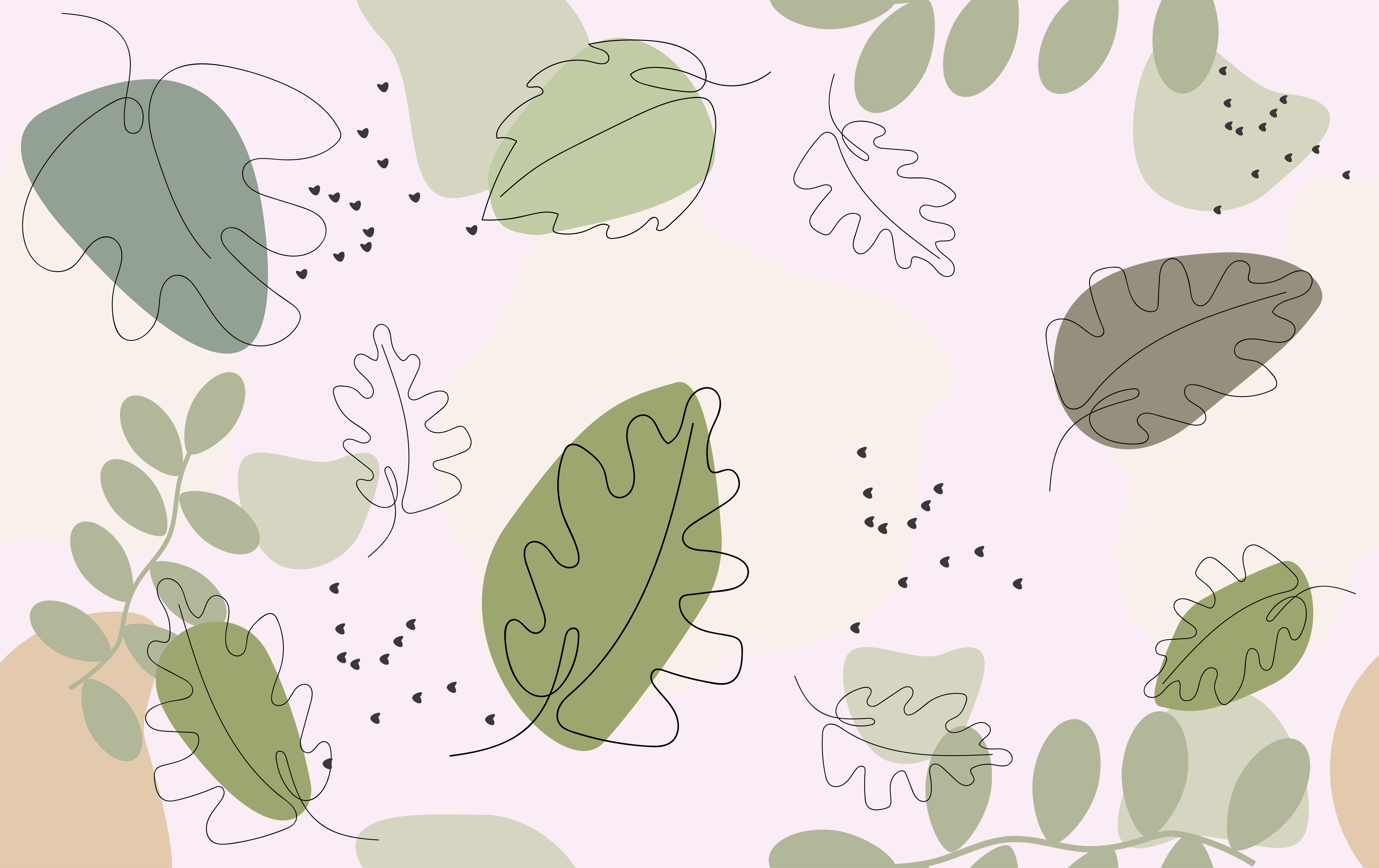 Download Free Floral Seamless Pattern Graphic By Ngabeivector Creative Fabrica for Cricut Explore, Silhouette and other cutting machines.