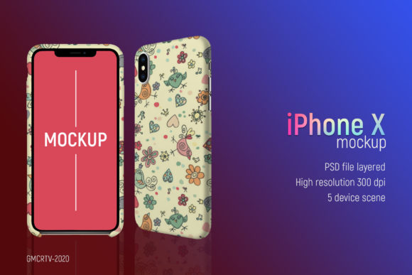 Download Free Iphone X Cashing Mock Up Graphic By Gumacreative Creative Fabrica for Cricut Explore, Silhouette and other cutting machines.