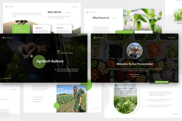 Download Free Agritech Agriculture Powerpoint Graphic By Giant Design for Cricut Explore, Silhouette and other cutting machines.