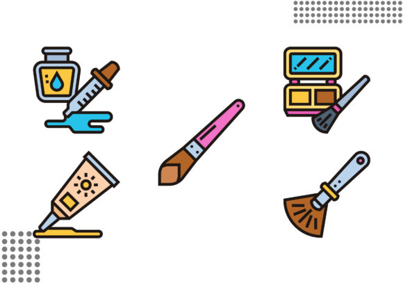 Download Free 65 Cosmetology Designs Graphics for Cricut Explore, Silhouette and other cutting machines.