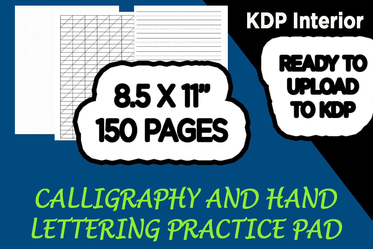 Download Free Calligraphy And Hand Lettering Paper Graphic By Gurus Kdp for Cricut Explore, Silhouette and other cutting machines.