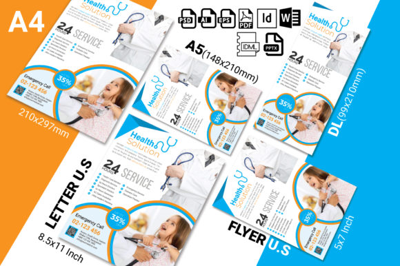 Download Free Doctor Medical Roll Up Banner Vol 03 Graphic By Imagine Design SVG Cut Files