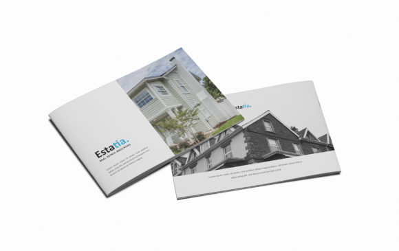 Download Free Estatia Real Estate A5 Brochure Graphic By Giant Design for Cricut Explore, Silhouette and other cutting machines.