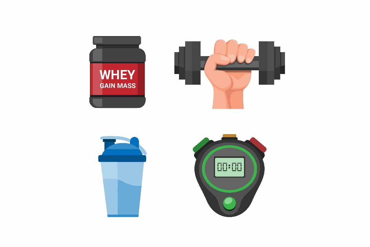 Download Free Gym Symbol Fitness Equipment Vector Icon Graphic By Aryo Hadi for Cricut Explore, Silhouette and other cutting machines.
