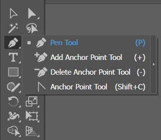 The Pen Tool in Illustrator