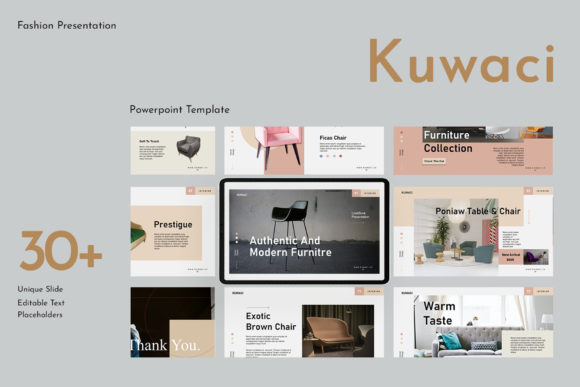 Download Free Kuwaci Powerpoint Presentation Graphic By Qohhaarqhaz Creative for Cricut Explore, Silhouette and other cutting machines.