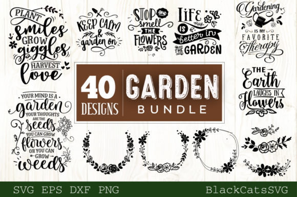 Download Free Mega Bundle 400 Designs Vol 2 Graphic By Blackcatsmedia for Cricut Explore, Silhouette and other cutting machines.
