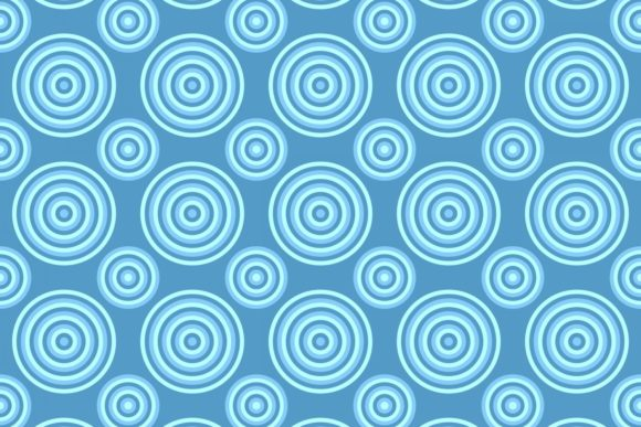 Seamless Threetone Pattern Graphic Patterns By davidzydd