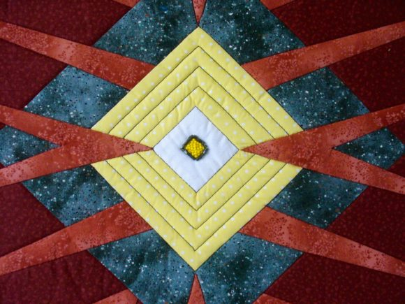 Victoria Crystal Quilt Pattern Graphic Quilt Patterns By dena.dale.crain - Image 3
