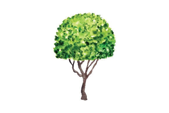 Download Free Topiary Tree Svg Cut File By Creative Fabrica Crafts Creative for Cricut Explore, Silhouette and other cutting machines.