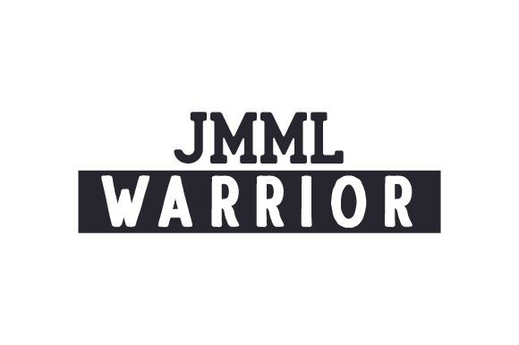 Download Free Jmml Warrior Svg Cut File By Creative Fabrica Crafts Creative for Cricut Explore, Silhouette and other cutting machines.