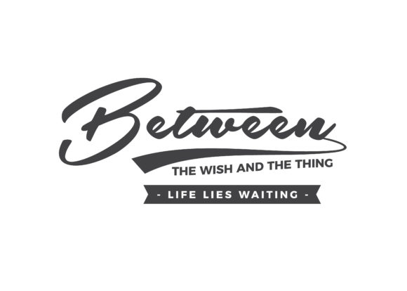 Print on Demand: Between the Wish and the Thing Life Lies Graphic Illustrations By baraeiji