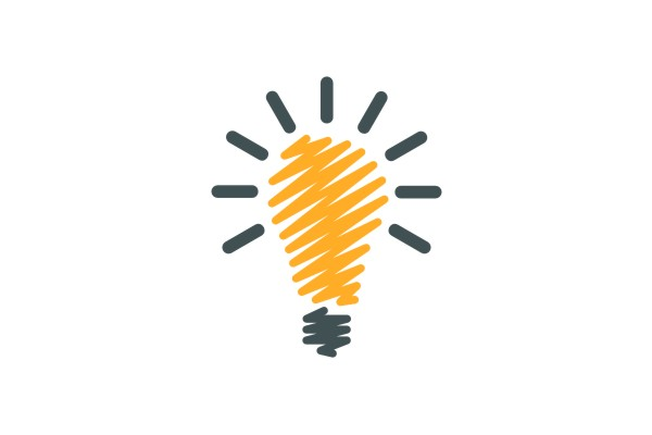 Download Free Bulb Logo Design Graphic By Ts D Sign Creative Fabrica for Cricut Explore, Silhouette and other cutting machines.