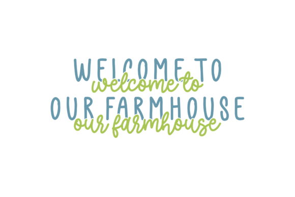 Print on Demand: Father Farmhouse Script & Handwritten Font By Azetype - Image 5