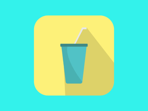 Download Free Fresh Soft Drink Icon Modern Graphic By Meandmydate Creative for Cricut Explore, Silhouette and other cutting machines.