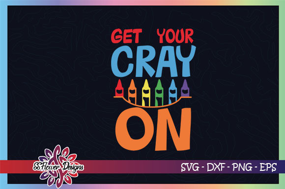 Get Your Crayon, Back to School Graphic Crafts By ssflower