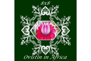 Hexagonal Satin Applique Quilt Block Sewing & Crafts Embroidery Design By Ovistin in Africa