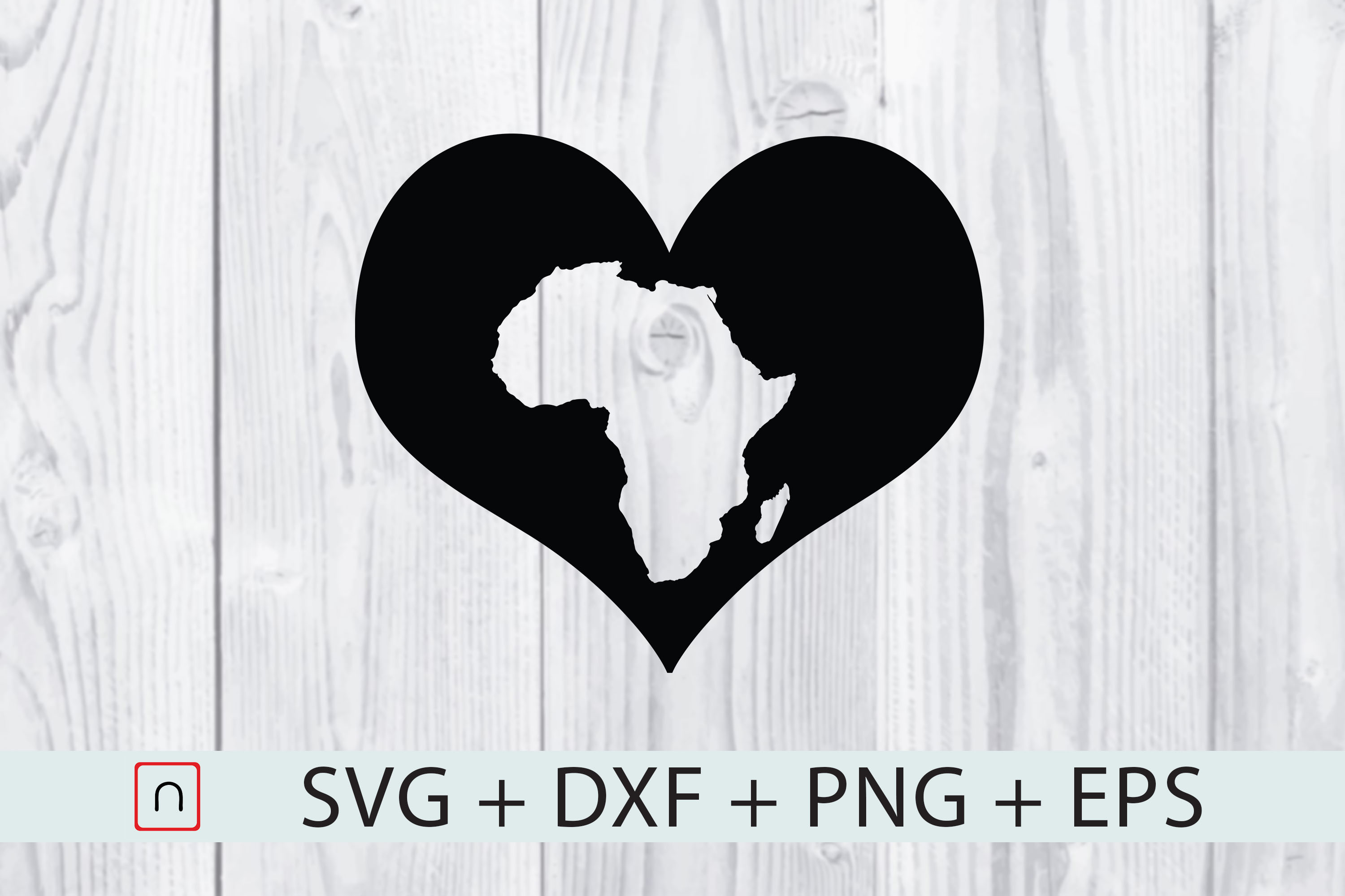 Download Free Love Africa Map Graphic By Novalia Creative Fabrica for Cricut Explore, Silhouette and other cutting machines.