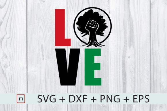 Download Free Love Africa Root Map Graphic By Novalia Creative Fabrica for Cricut Explore, Silhouette and other cutting machines.