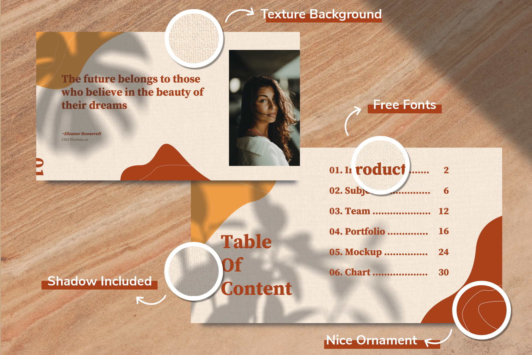 Download Free Mavis Abstract Lookbook Keynote Template Grafico Por for Cricut Explore, Silhouette and other cutting machines.