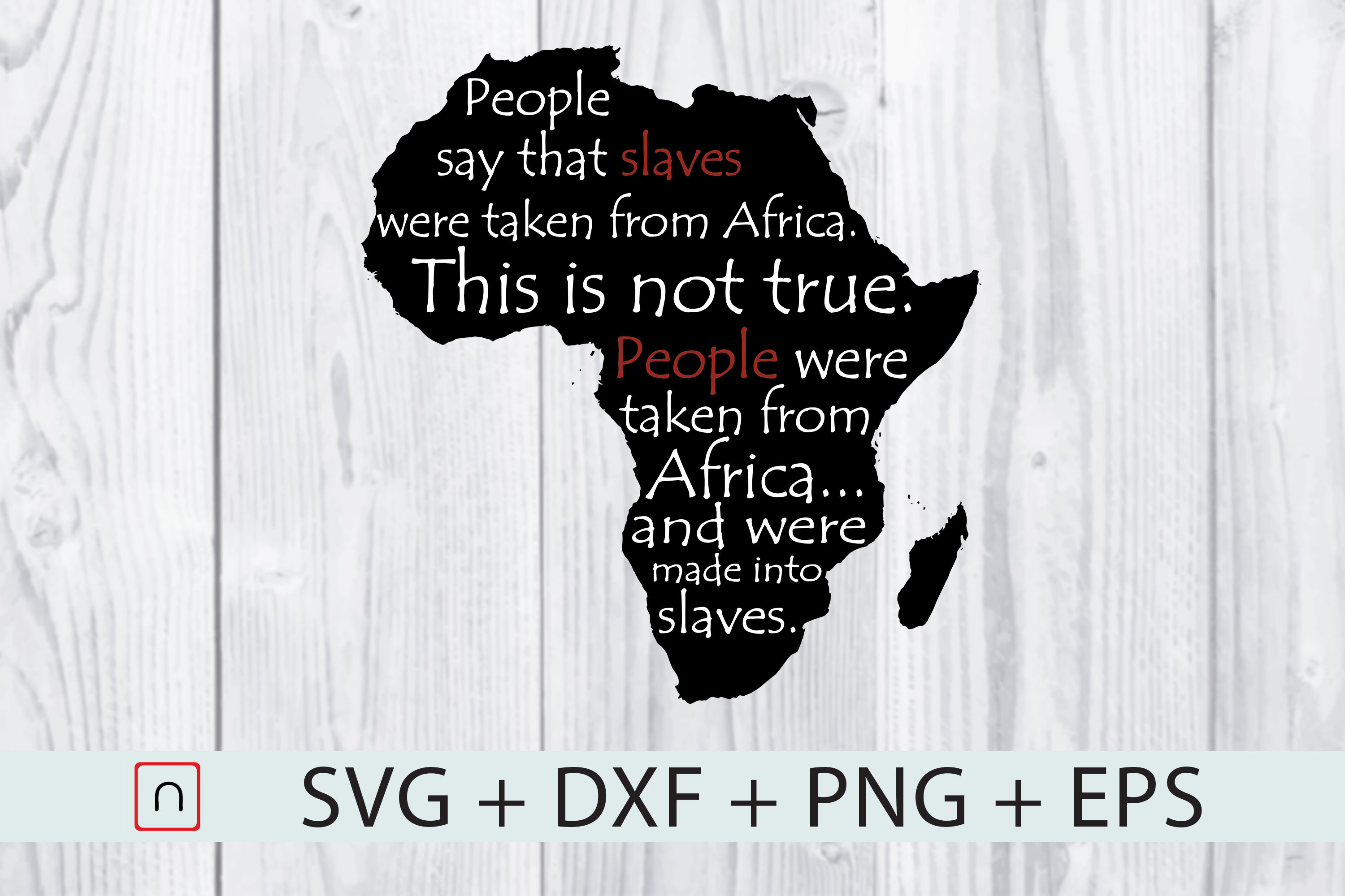 People Were Taken From Africa Graphic By Novalia Creative Fabrica