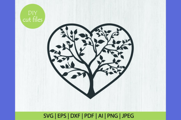 Download Free Tropical Leaves Frame Paper Cut Template Graphic By SVG Cut Files