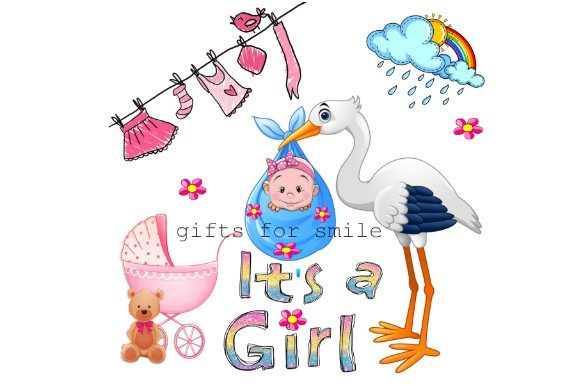 Download Free Welcome Baby Girl Sublimation Template Graphic By Aarcee0027 for Cricut Explore, Silhouette and other cutting machines.