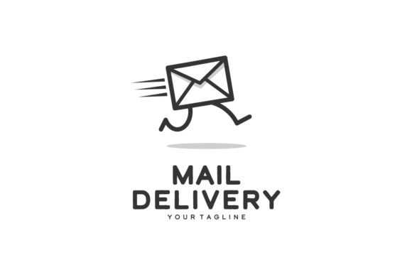 Download Free Mail Delivery Graphic By Alexanderbautista137 Creative Fabrica for Cricut Explore, Silhouette and other cutting machines.