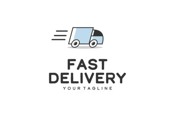 Download Free Truck Delivery Graphic By Alexanderbautista137 Creative Fabrica for Cricut Explore, Silhouette and other cutting machines.