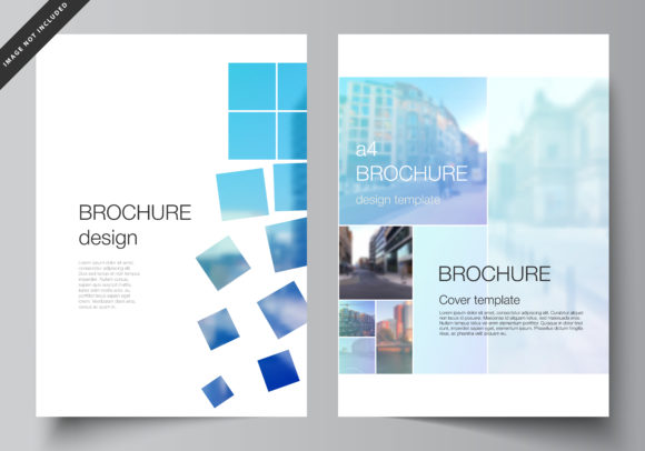 A4 Format Cover Mockups Templates V 06 Graphic By Raevsky Lab