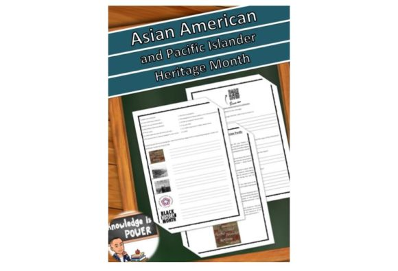 Download Free Asian Pacific American Heritage Month Graphic By Alifarid for Cricut Explore, Silhouette and other cutting machines.