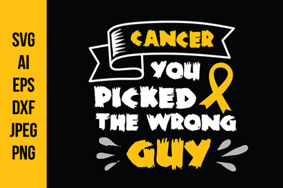 Download Free Cancer Quotes For Cricut Graphic By Tosca Digital Creative Fabrica for Cricut Explore, Silhouette and other cutting machines.