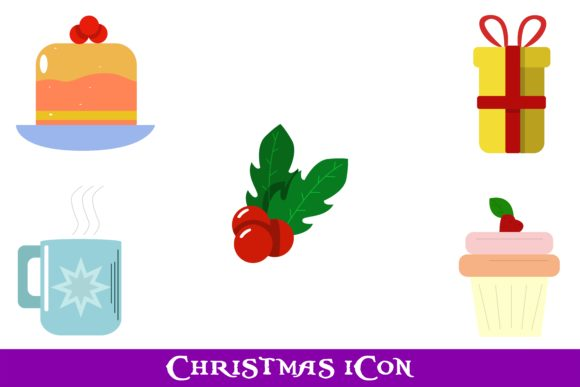 Download Free Christmas Icon Graphic By Purplespoonpirates Creative Fabrica for Cricut Explore, Silhouette and other cutting machines.