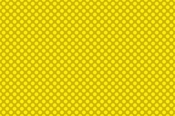 Download Free Golden Halftone Polka Dot Pattern Graphic By Davidzydd for Cricut Explore, Silhouette and other cutting machines.