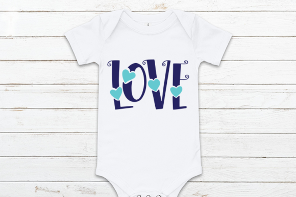 Download Free Love Svg Graphic By Carrtoonz Creative Fabrica for Cricut Explore, Silhouette and other cutting machines.