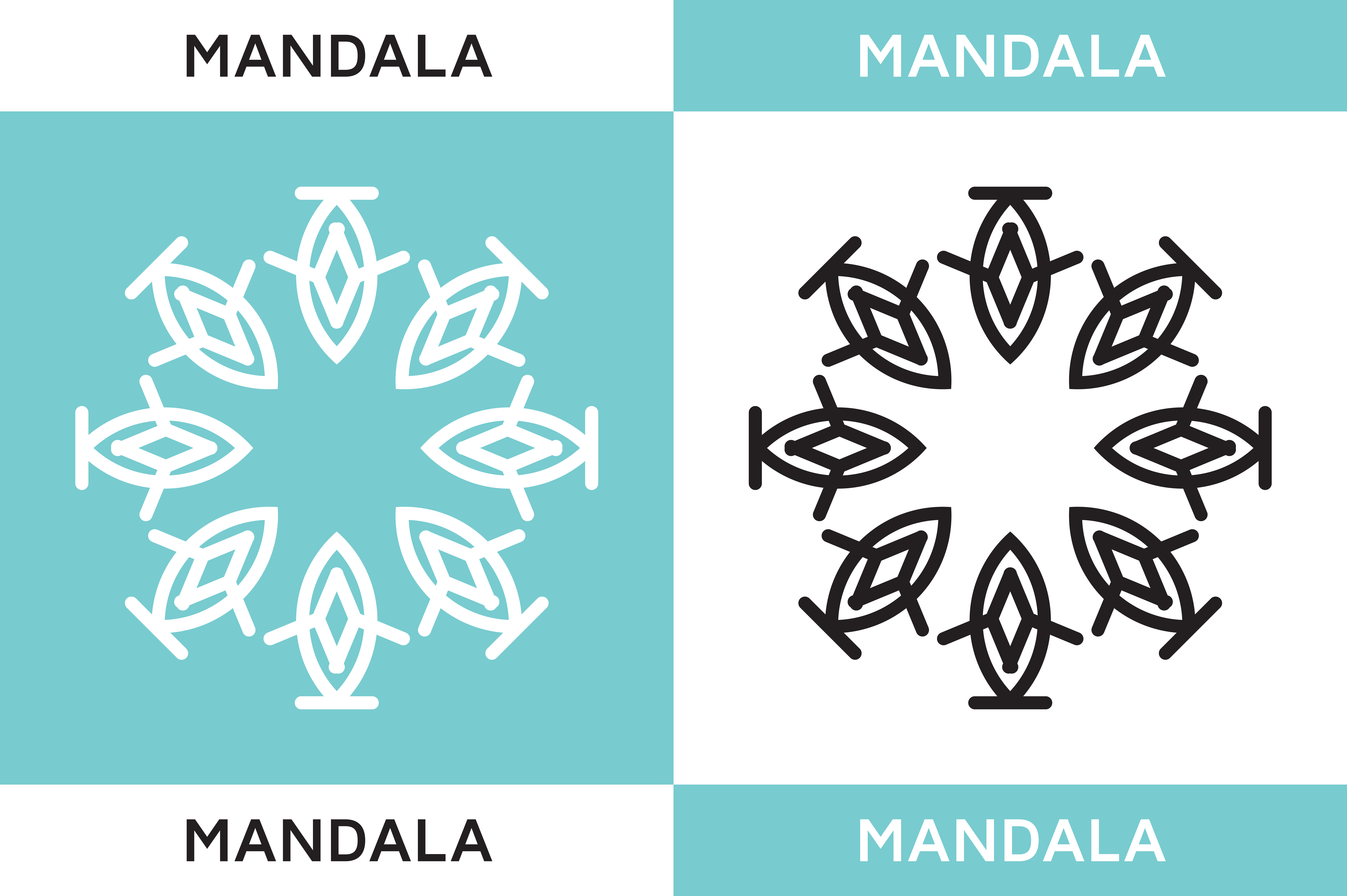 Download Free Mandala Ornaments Graphic By Highvoice Creative Fabrica SVG Cut Files